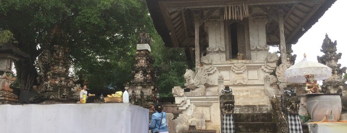 Pura Penataran Agung Lempuyang is one of Bali Indonésie 🇮🇩.