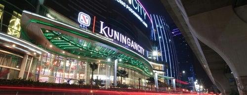 Kuningan City is one of Jakarta, Indonesia.