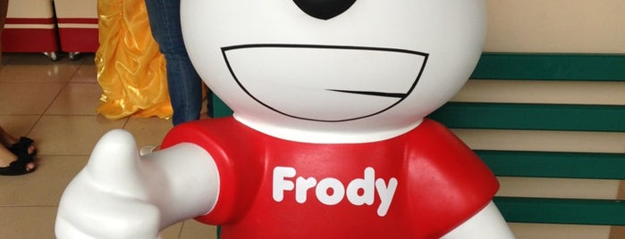 Frody - Narvarte is one of Raúl 님이 좋아한 장소.