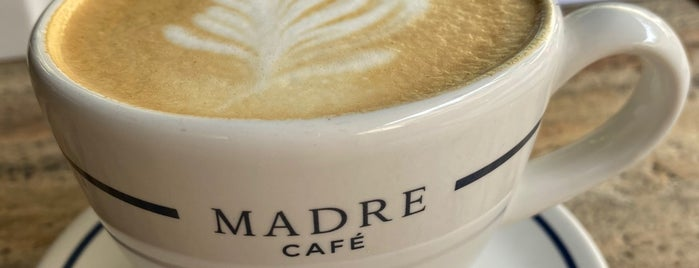 Madre Café is one of Desayunos.