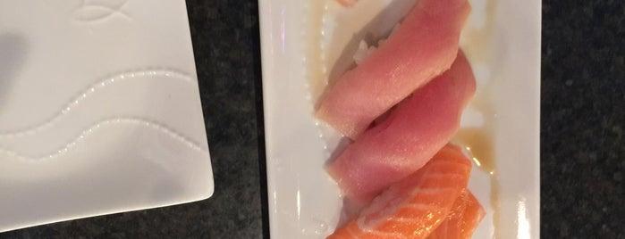 Zato Thai Cuisine & Sushi Bar is one of FOOD in Dallas-Ft Worth Metroplex.