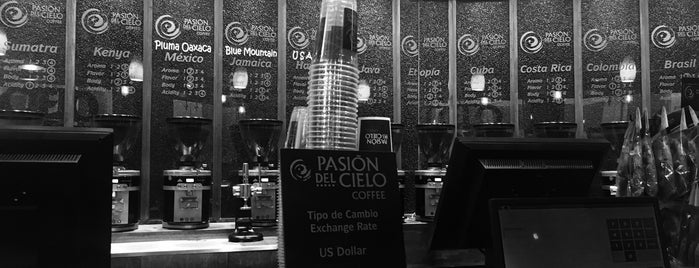 Pasión del Cielo Coffee is one of ceo-mexico-city.
