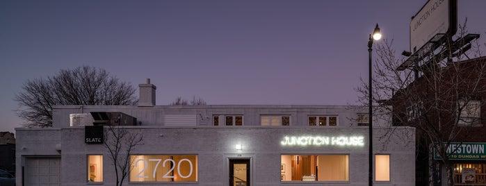 Junction House is one of Locais salvos de Brandon.
