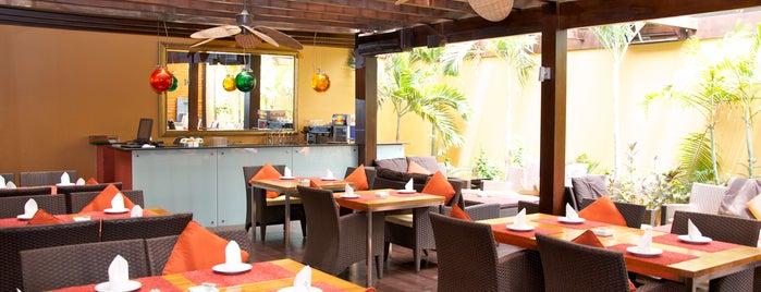 Balsamico Restaurant is one of fira 님이 저장한 장소.