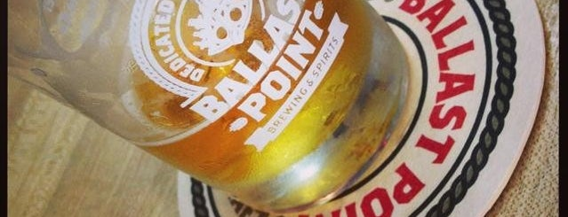 Home Brew Mart / Ballast Point Brewery is one of san diego.