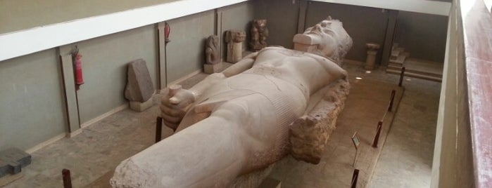 Ramses Museum is one of Egypt..