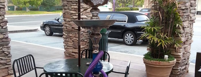 Momo's Grill Hookah is one of L.A.