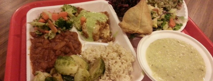 Hare Krishna Temple Cafeteria / Govinda's Kitchen is one of Eating My Way Through Brooklyn.