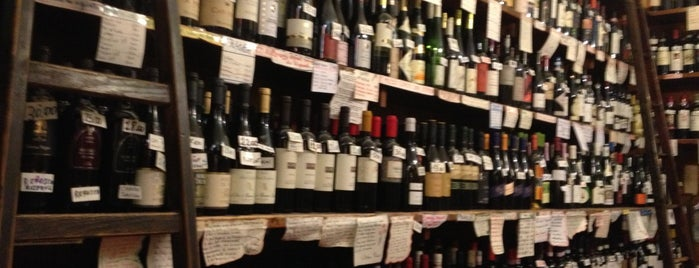 Cantine Isola is one of Wine Places Milan.
