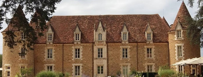 Domaine des étangs is one of International: Hotels.