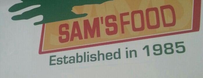 Sam's Food is one of Fracking Fantastic Food.