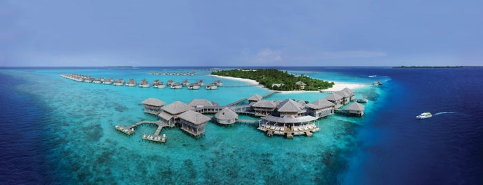 Six Senses Laamu is one of International: Hotels.