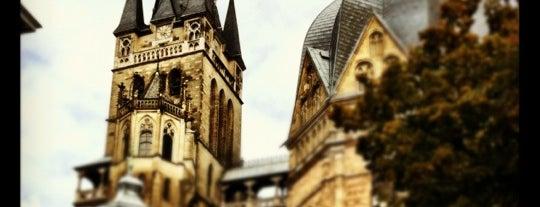 Cathédrale d'Aix-la-Chapelle is one of Deutschland | Sehenswürdigkeiten & mehr.