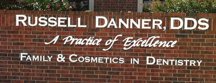 Russell Danner DDS is one of Lieux qui ont plu à Suzanne E.