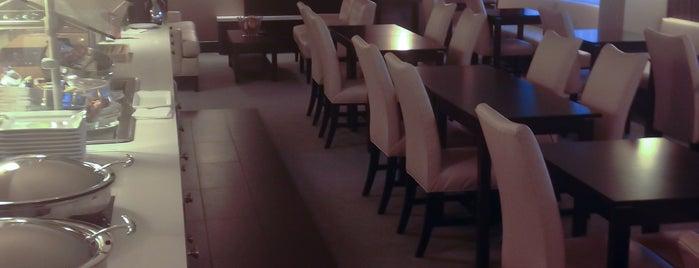 Executive Lounge is one of Locais curtidos por Jillian W.