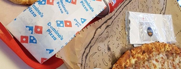 Domino's Pizza is one of Tolunay 님이 좋아한 장소.