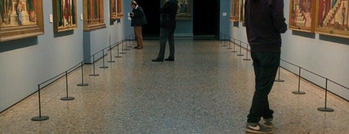 Pinacoteca di Brera is one of Italia to-do🇮🇹🍝🍕.