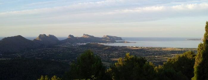 Puig de Maria is one of Mallorca.