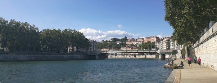 Quai de la Pêcherie is one of Lyon.