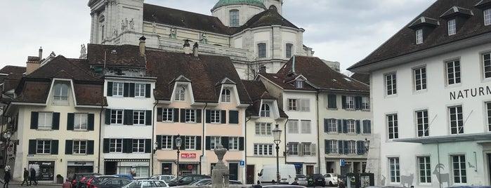 Klosterplatz is one of Aus, Bel, Fra, Ger, Ita & Swi.