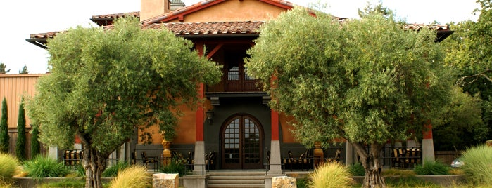 Luna Vineyards is one of Napa.