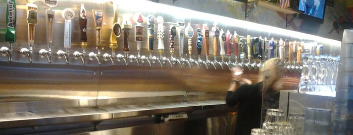 The Taphouse at Huske Sports Bar & Grill is one of Trudy's list.