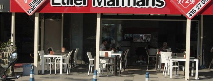 Etiler Marmaris is one of Posti che sono piaciuti a Melek.
