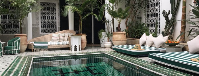 Riad Yasmine is one of First Morocco Visit (Fall 2017).