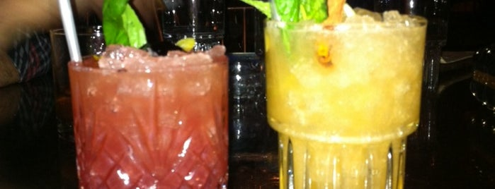 The Speakeasy is one of bars.
