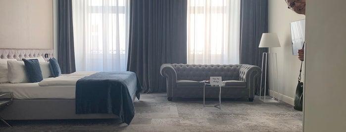 Hotel Unicus Palace 5* is one of Krakow.