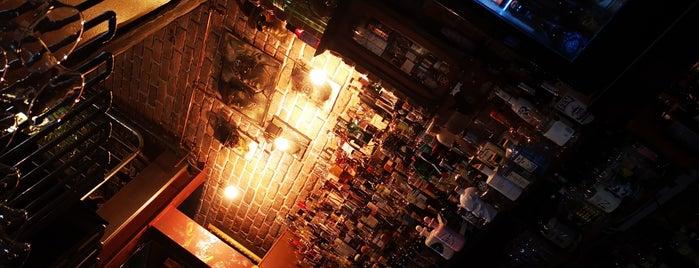 Steampunk Bar is one of Gothenburg!.