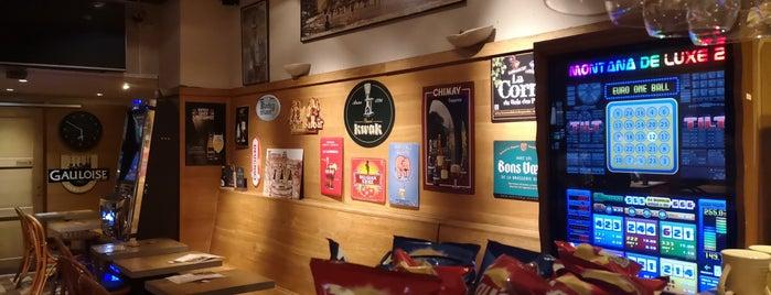 Le Cambridge is one of Br(ik Caféplan - part 1.