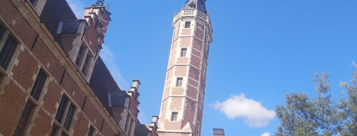 Museum Hof van Busleyden is one of Mmmechelen.
