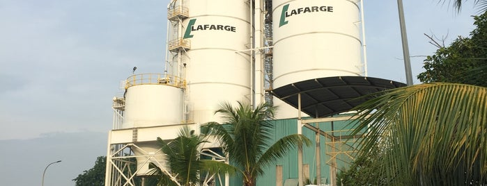 Lafarge Malayan Cement Shah Alam Depot is one of Eda's Liked Places.