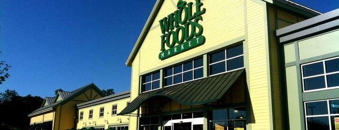Whole Foods Market is one of Al 님이 좋아한 장소.