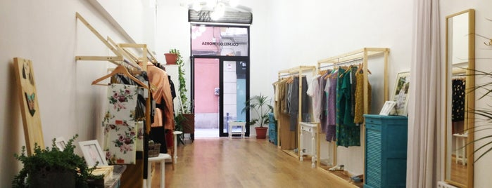 Colmillo de Morsa Store is one of Hell yes! Barcelona.