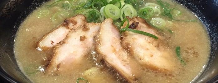 麺屋 鶏豚 is one of 沿線ラーメン味くらべ2016参加店.