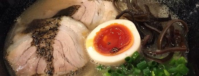 極濃拉麺 らーめん小僧 is one of 沿線ラーメン味くらべ2016参加店.