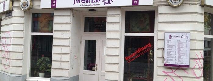 Jin Dal Lae | Asiatisches Restaurant + Lieferservice is one of Asiatisch.