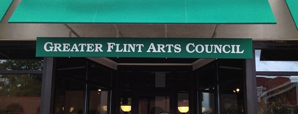 Greater Flint Arts Council is one of William 님이 좋아한 장소.