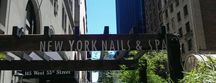 New York Nails and Spa is one of New york.