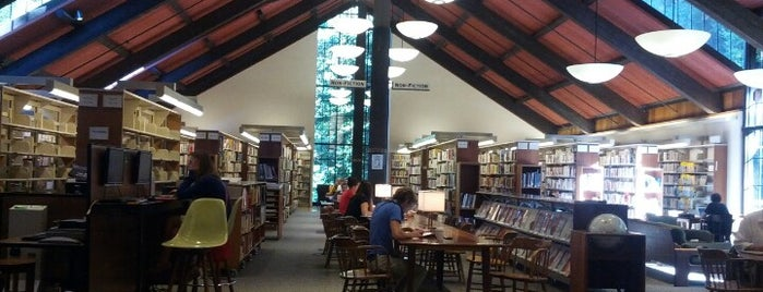 Mill Valley Public Library is one of Sonoma.