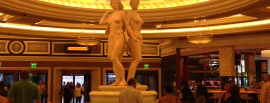 Caesars Palace Hotel & Casino is one of Find SnöBar in Vegas!.