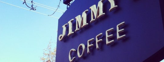 Jimmy's Coffee is one of Michael 님이 저장한 장소.