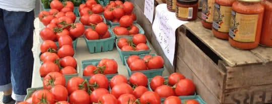 Del Ray Farmers' Market is one of Best of Alexandria, VA..