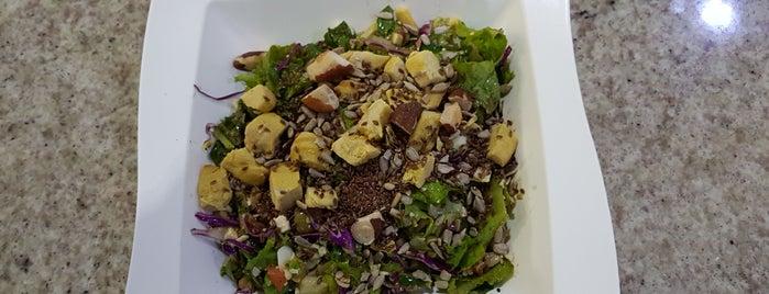 Salad Creations is one of Posti che sono piaciuti a Marcia.