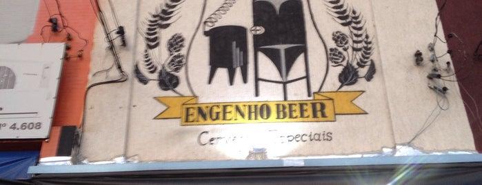 Engenho Beer is one of Preciso visitar - Loja/Bar - Cervejas de Verdade.