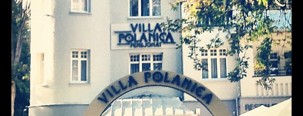 Villa Polanica is one of Matúš's Liked Places.