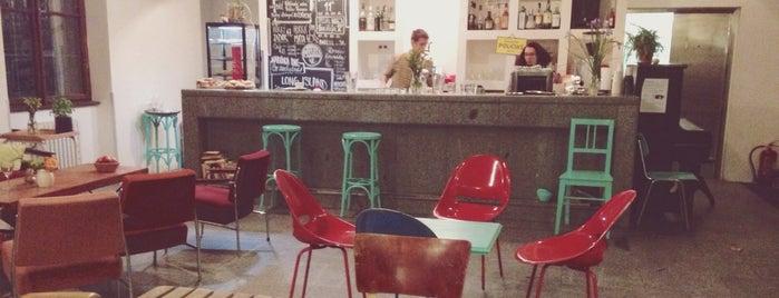 Café Neustadt is one of Kde si pochutnáte na kávě doubleshot?.