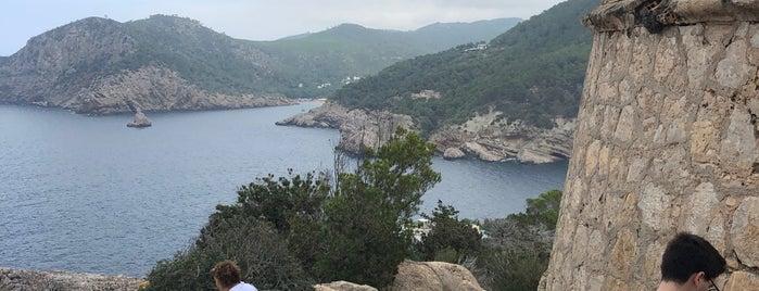 Torre de Balansat o d'es Molar is one of Ibiza to doby Jas.